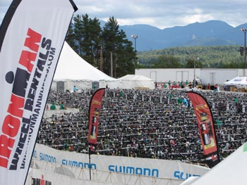 ironman lake placid 09